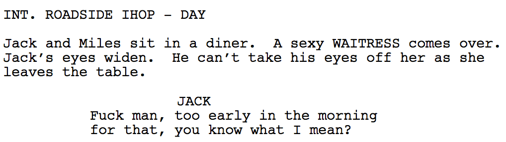 Improve Your Screenplay Scene Description in 10 Min With This Method