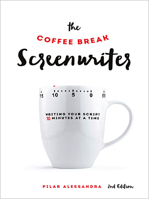 coffee break screenwriter book