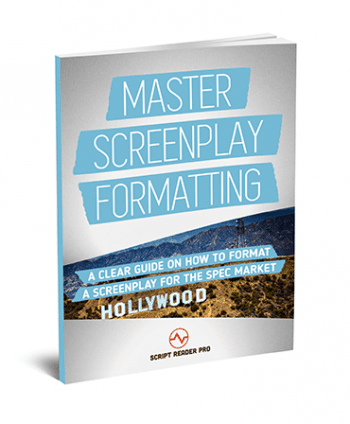 how to format a script
