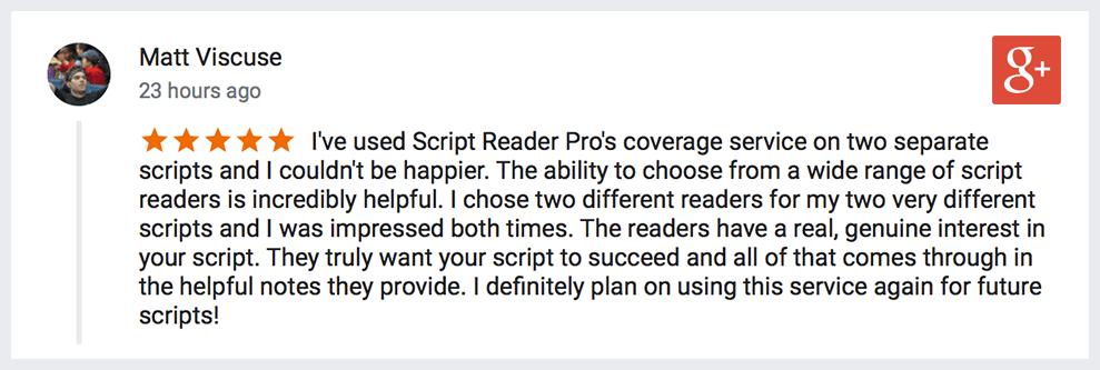 script rewrite