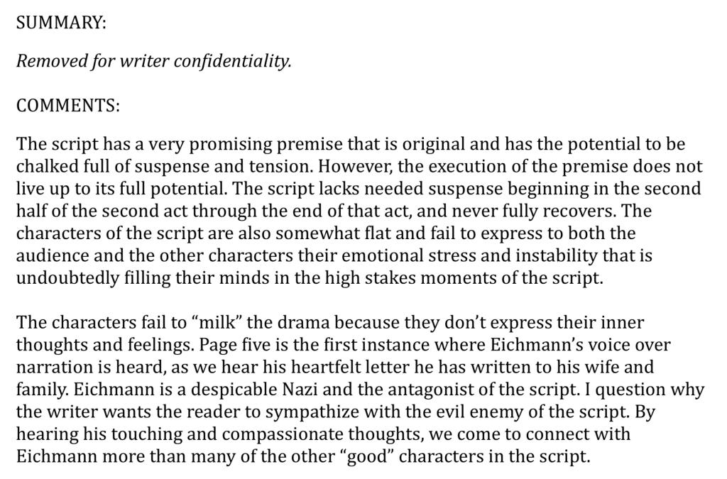 script coverage example