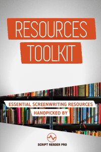 Script Reader Pro - Resources Toolkit - Script Coverage Services