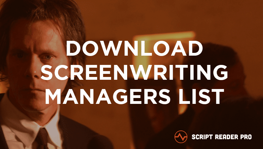 screenwriting managers