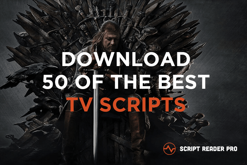 BEST TV SCRIPTS TO DOWNLOAD