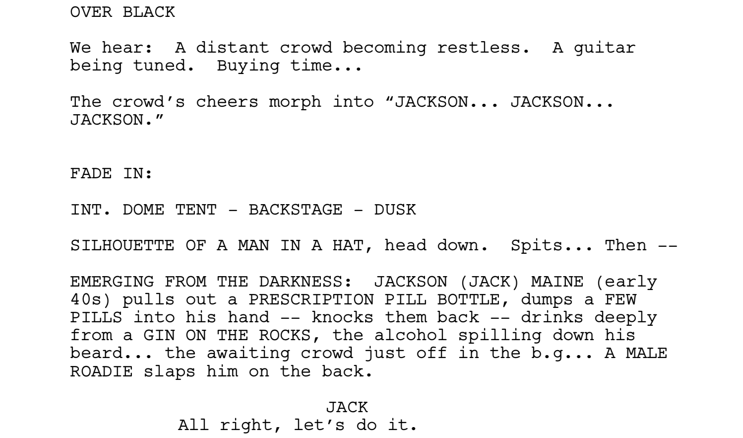 screenplay example