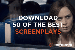 best screenplays to read