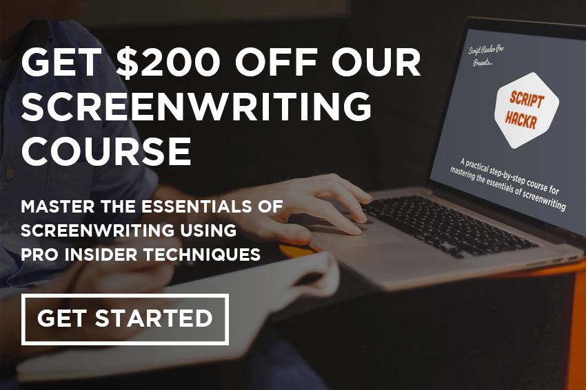screenwriting course
