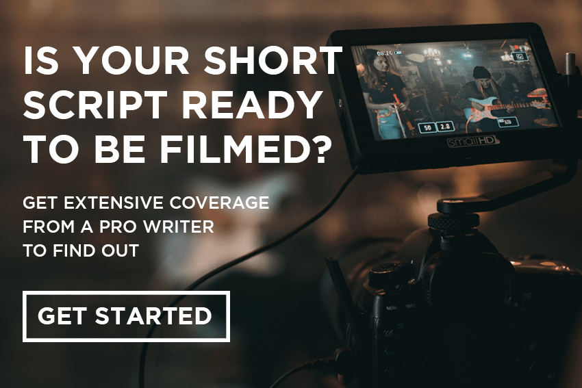 how to write a script for a short film