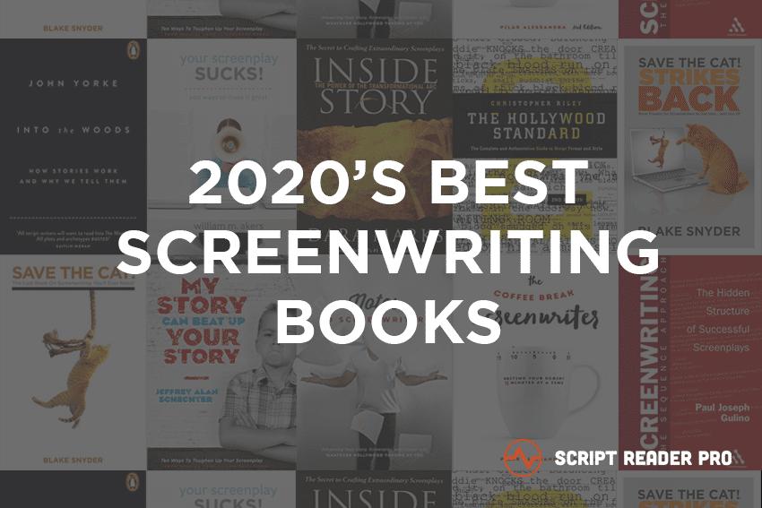 Best screenwriting books 2020
