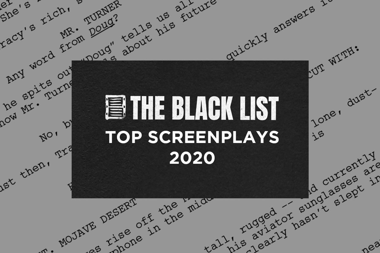 hollywood Black List scripts 2020